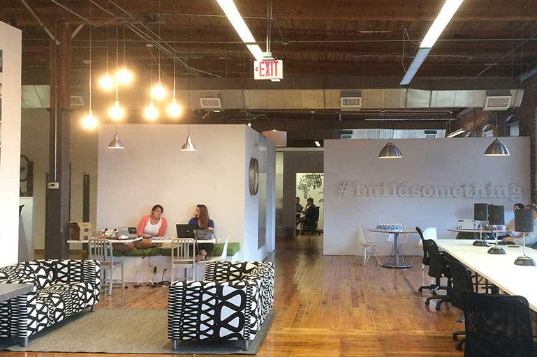 And Itu0027s Not Just In The U201chip And Trendyu201d Charlotte Neighborhoods That Are  Home To Co Working Space. Co Working Space Is Weaving Its Way Into The  Fabric Of ...